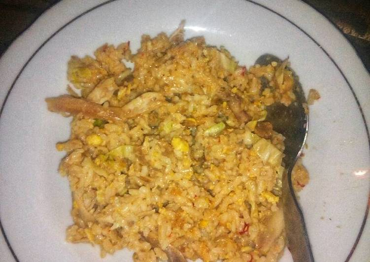Resep Nasi goreng jawa By Himeka Kiririn