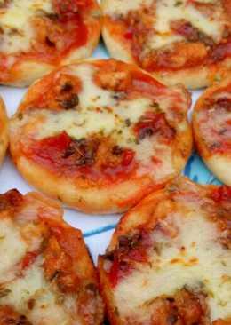 Pizza Ayam Tumis