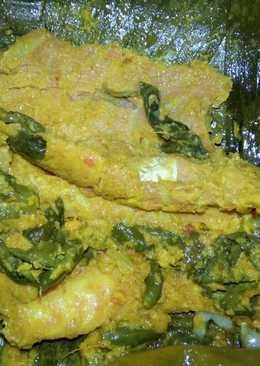 Pepes Salmon Tempoyak