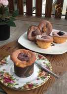 Hokkaido Chiffon Cupcake ala Nana