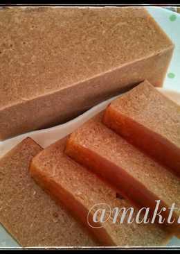 Puding santan gula merah #RabuBaru