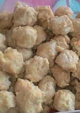 Bakso Ayam Tahu Wortel