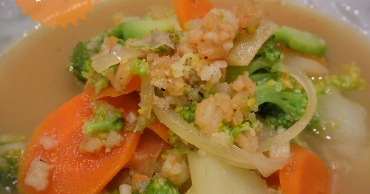 Resep dan Cara Masak Tumis/Cah Brokoli Bawang Putih yang Gurih, Enak dan Sederhana