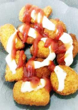 Chicken Nuggets Simple untuk Sahur