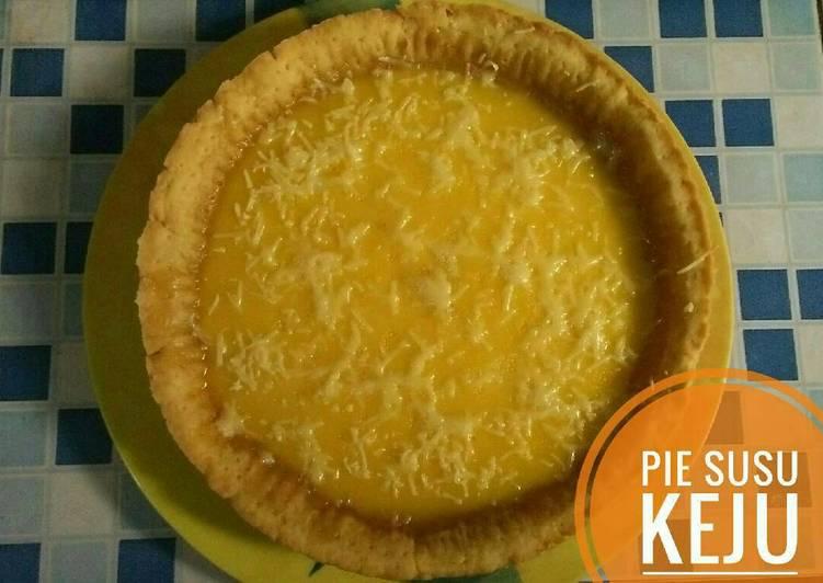 Resep Pie Susu Keju Teflon Dari Utari Dewi Resep Mudah