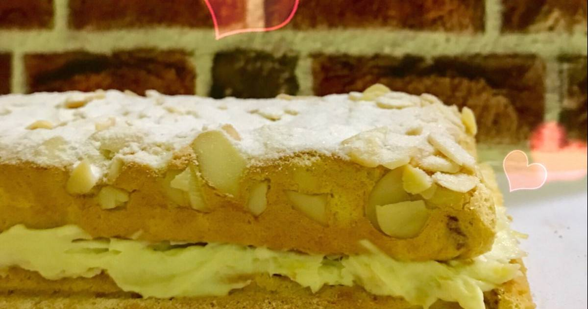 Resep Cake Durian Jtt: Resep Budapest Durian Cake