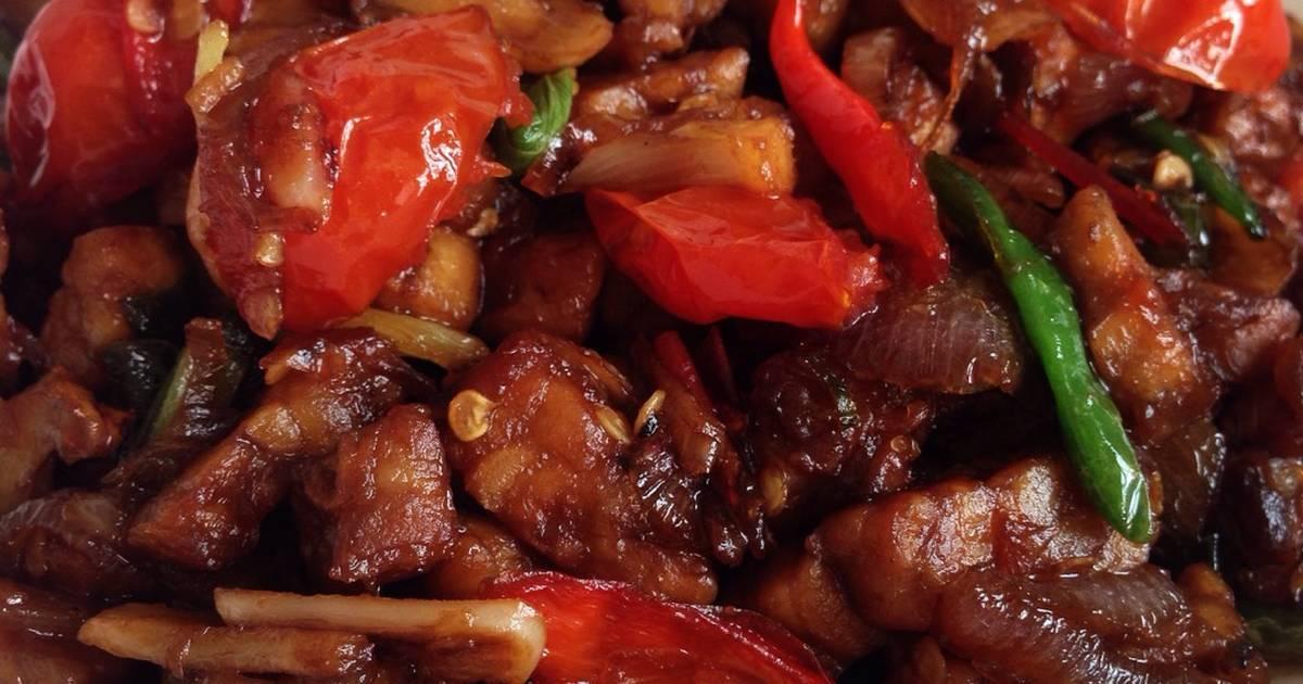 16 resep orak arik tempe rumahan yang enak dan sederhana