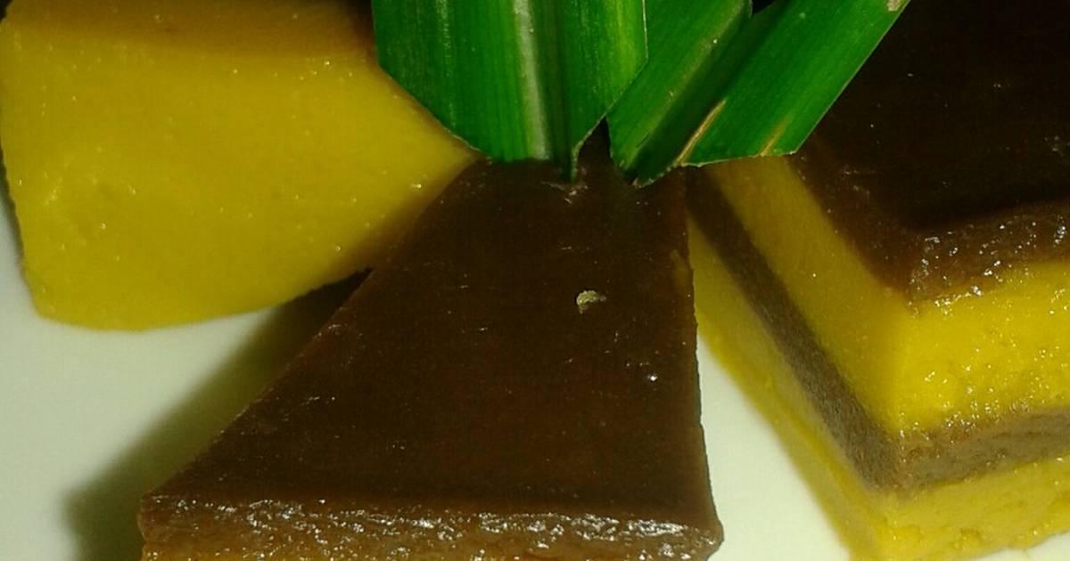 Resep Cake Kukus Labu Kuning Lapis Coklat: 4 Resep Kue Lapis Labu Rumahan Yang Enak Dan Sederhana