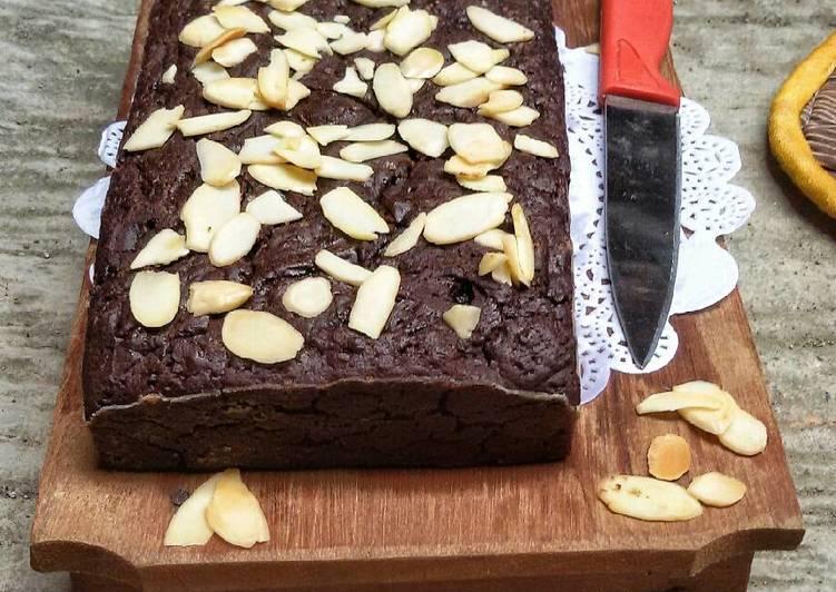 Eggless chocolate cake (#pr_egglesscake)