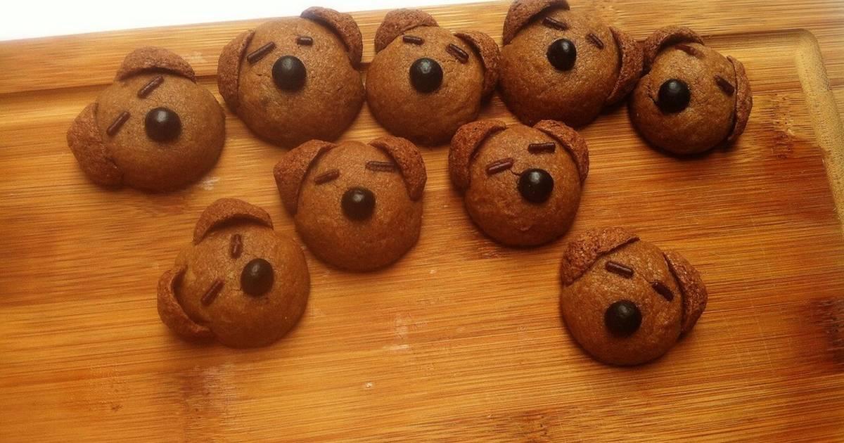 Resep Doggie cookies