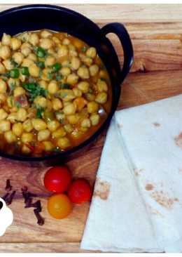 Chickpeas Curry / Chana Masala