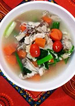 Sup Ayam Ranjau