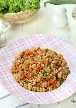 527 resep ayam cincang teriyaki enak dan sederhana   cookpad