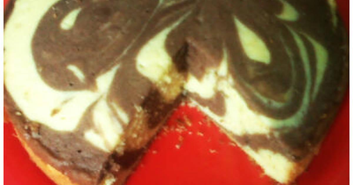 Resep Marmer Cake 3 Telor
