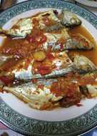 Ikan kembung kuah segar