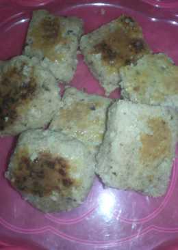 Kue kacang remah #beranibaking