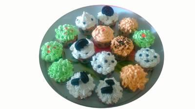 Cupcake #beranibaking