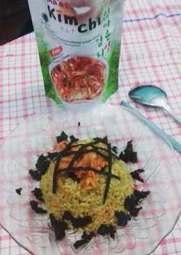 Nasi Goreng Kimchi/Bokkeumbap/Kimchi Fried Rice/볶음밥