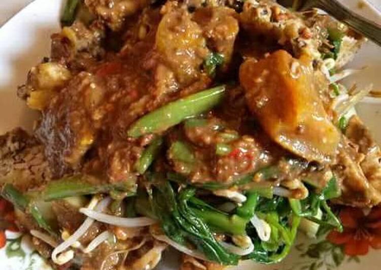 Resep Rujak Cingur Khas Jawa Timur Oleh Nugrahayu Dewanti Cookpad