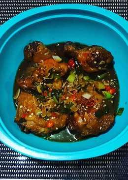 Ayam Goreng Mentega Pedas