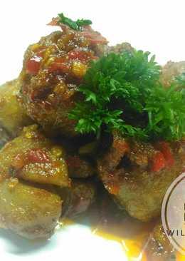 bakso pedas   1 096 resep   cookpad
