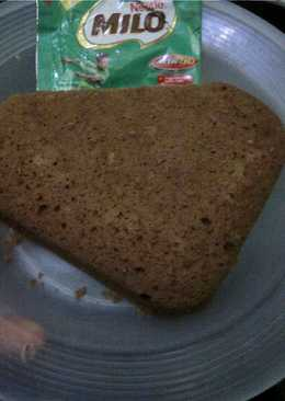 Cake milo endang(enak nendang)😜