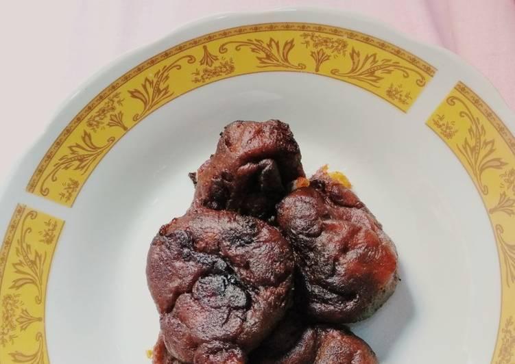 1.Pisang goreng coklat (Mrp sale pisang) #BikinRamadhanBerkesan