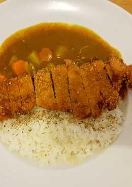 Chicken Curry Katsu