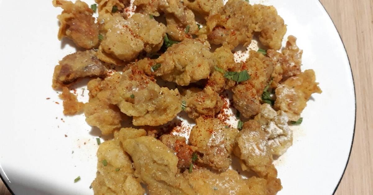288 resep ayam popcorn enak dan sederhana   cookpad