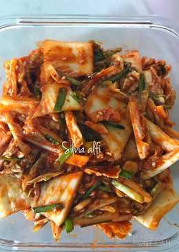 Kimchi (rasa indonesia)😁