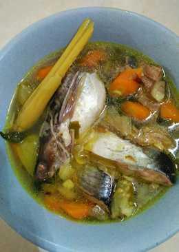 Sop Ikan Patin