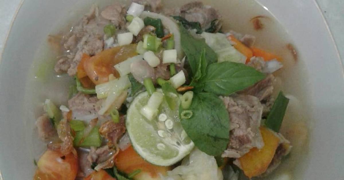 Image Result For Resep Sayur Asem Kuah Bening