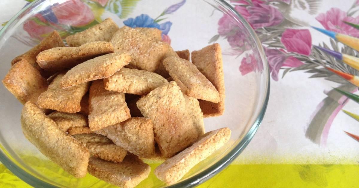 Resep Cookies tepung kedelai