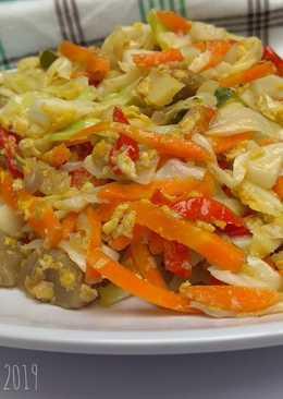 Resep Sayur Kubis Wortel Masakan Mama Mudah