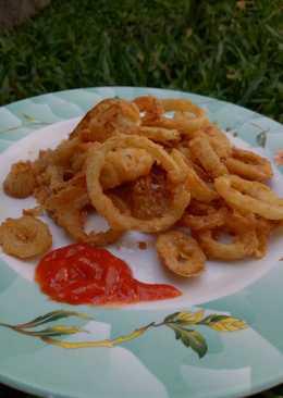 Onion ring 'krenyes'