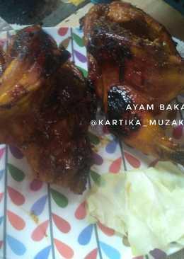 Ayam bakar madu