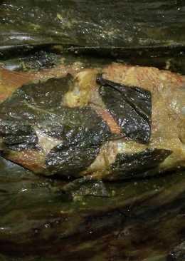Pepes ikan nila kemangi + tips