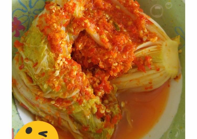 Kimchi (kimchian) simple