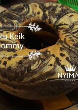 Cake Marmer Jadul (Bolu Keik Mommy)