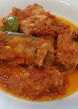 Ikan laut sambal tomat