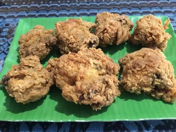 Ayam Fried Chicken ala KFC