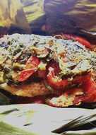 Hot Pepes ikan mas