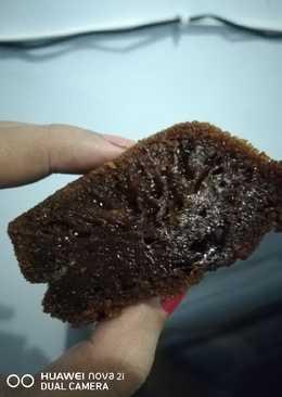 Sarang Semut Cake Caramel Anti Gagal Simple