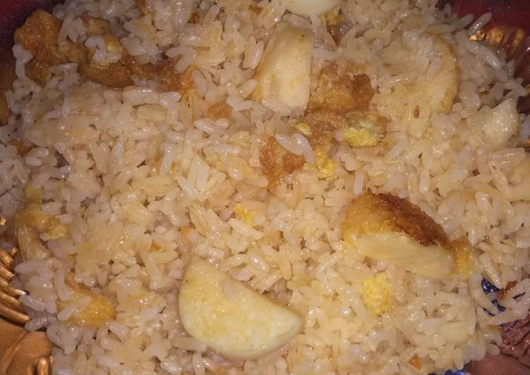 Resep Nasi Goreng Seafood By Ismi Nur Amaliyah