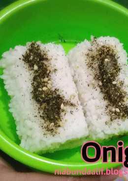 Onigiri Express (kebelet lapar) 😅