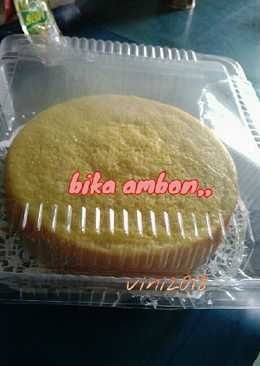 Bika ambon#berani baking
