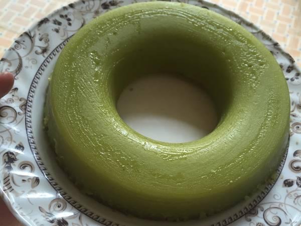 Bolu koja/kojo khas palembang kukus