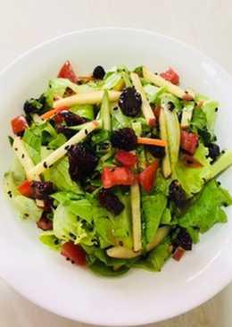 Resep Salad Sederhana Segar Aneka Sayur