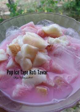 Pop Ice Tape Roti Tawar