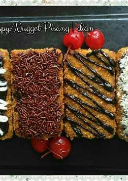 Pisang Crispy / Nugget Pisang